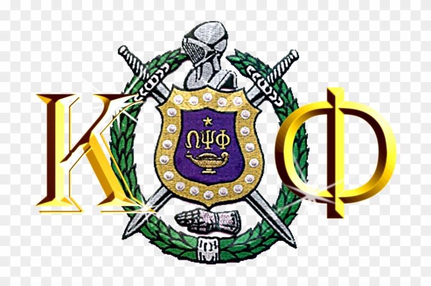 2017 Kappa Phi Scholarship Omega Psi Phi Shield Free Transparent
