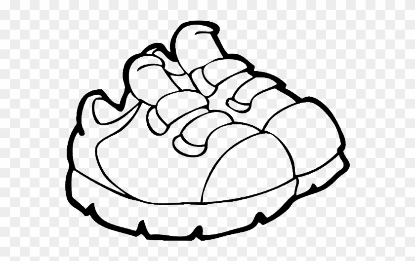 Coloring Sheet Shoes - Coloring Pages | 529x840