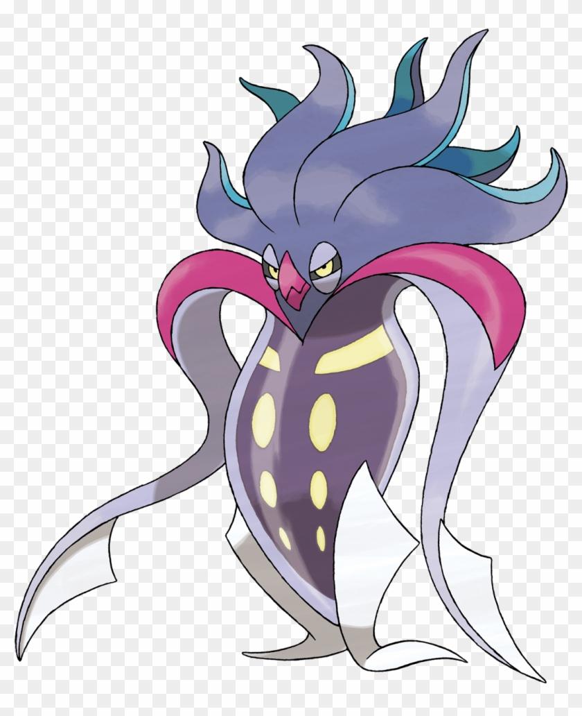 Noted Water Psychic Pokemon Pok Mon Sun And Moon Starter - Dark And Fairy Type Pokemon #483309