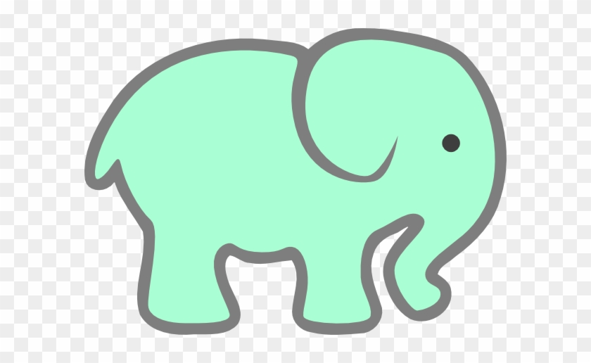 Elephant Drawing For Baby #483403