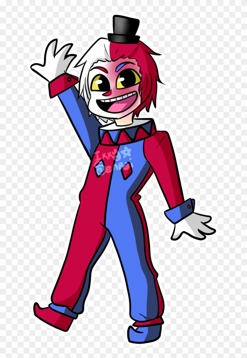 Beppi The Clown By Ikky-senpai - Beppi The Clown Png #483446