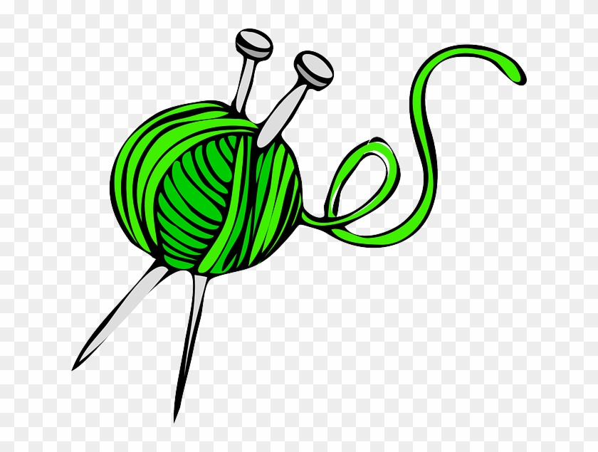Thread Wool, Yarn, Green, Knitting, Ball, Clothing, - Starts With Letter Y #484062