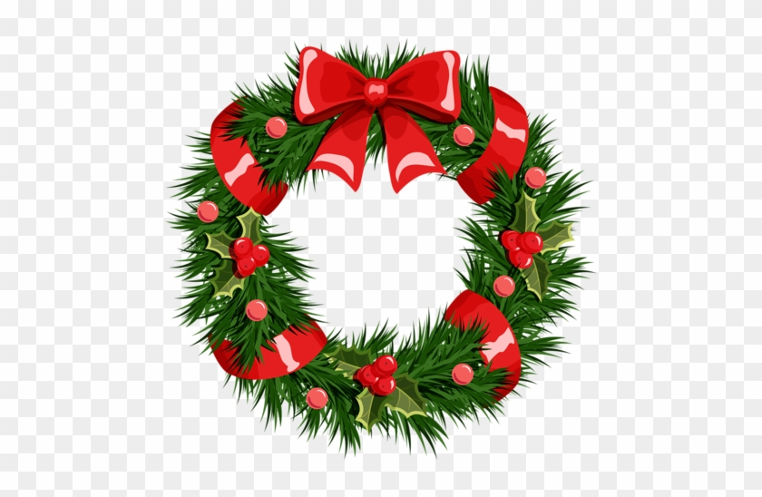Christmas Transparent Background.Free Wreath Clip Art Of Wreath Gallery Free Clipart