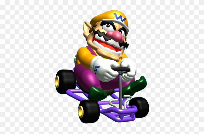 Mario Kart 64 Mario Kart 64 Characters Free Transparent Png