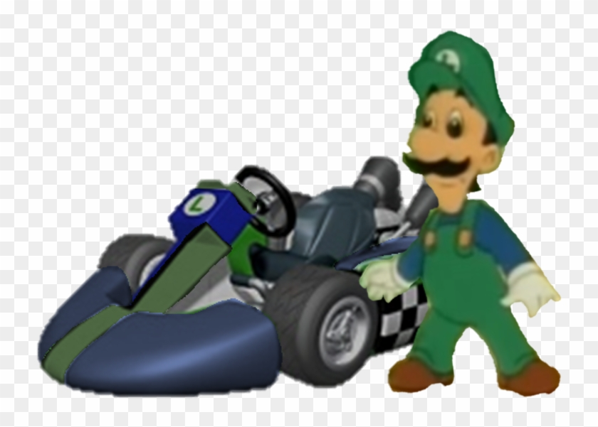 Mama Luigi By Fnatirfanmario Lego Mario Kart Wii Free