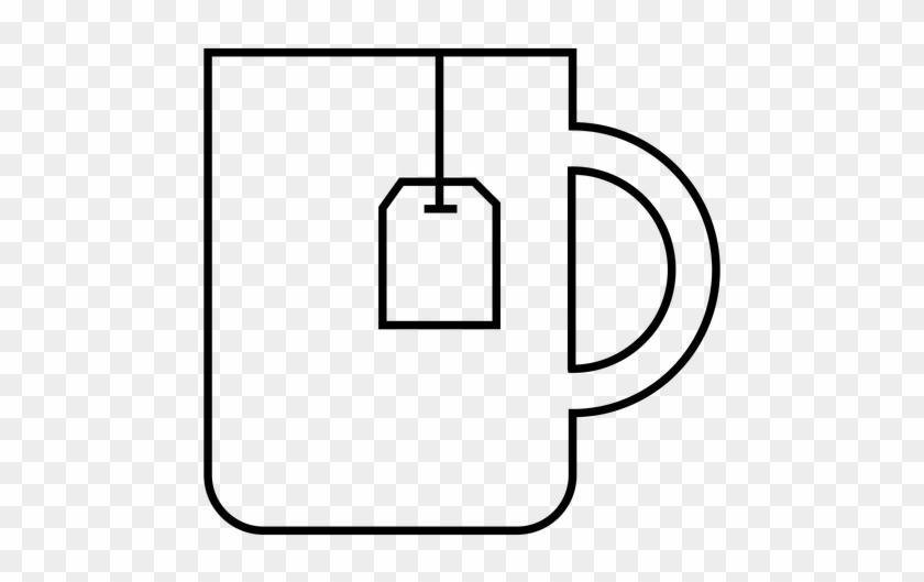 Tea Cup Svg - Teacup #485630
