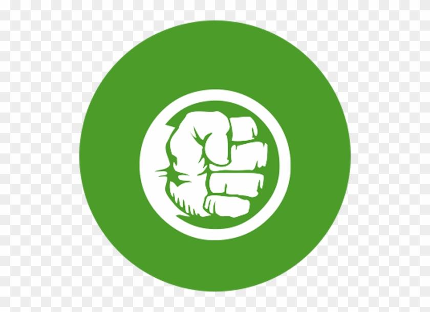 Hulk Style A Hulk Style B Incredible Hulk Fist Logo Free