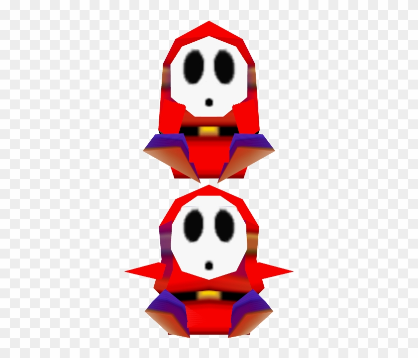 Download Zip Archive - Mario Kart Ds Shy Guy - Free