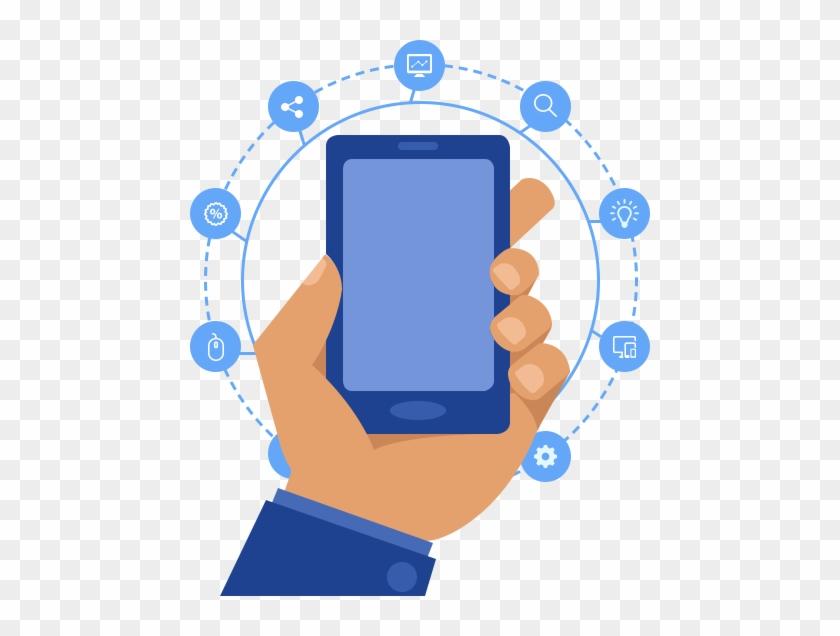 Digital Marketing & Technology Education Programs - Transparent Technology Clipart #486045