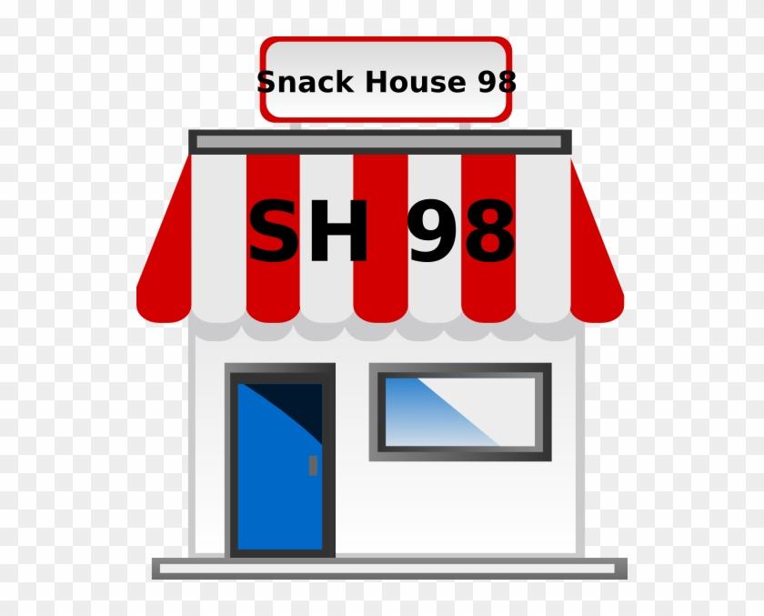 Snack98 Clip Art At Clker - .com #486357