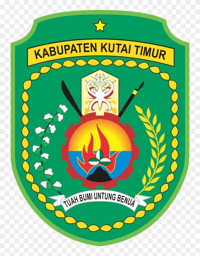 Logo Kabupaten Kutai Timur Vector Cdr Png Hd East Kutai Regency Free Transparent Png Clipart Images Download