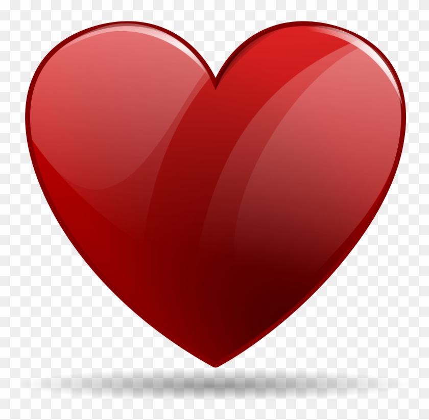Love heart animated gif