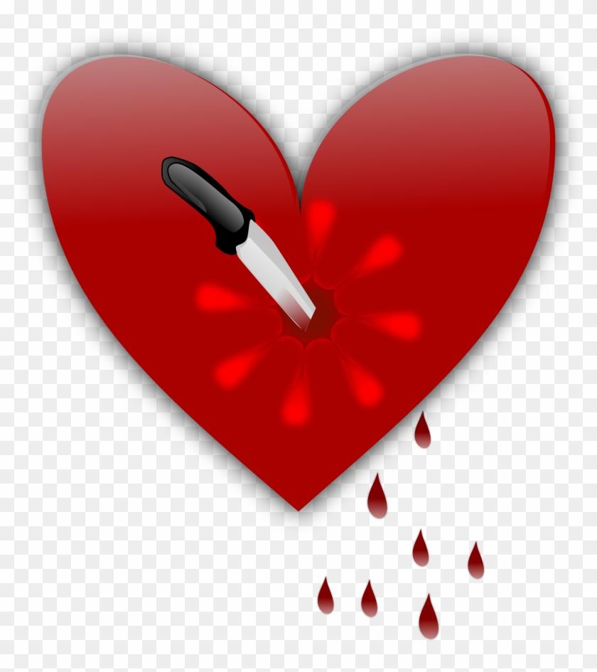 106 1063505 free download broken heart wallpapers knife in my heart