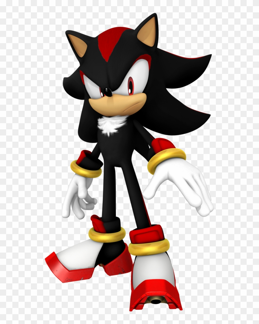 Shadow The Hedgehog Sonic The Hedgehog Characters Free Transparent Png Clipart Images Download