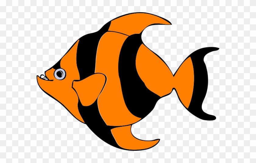 Tropical Fish Shower Curtain #486735
