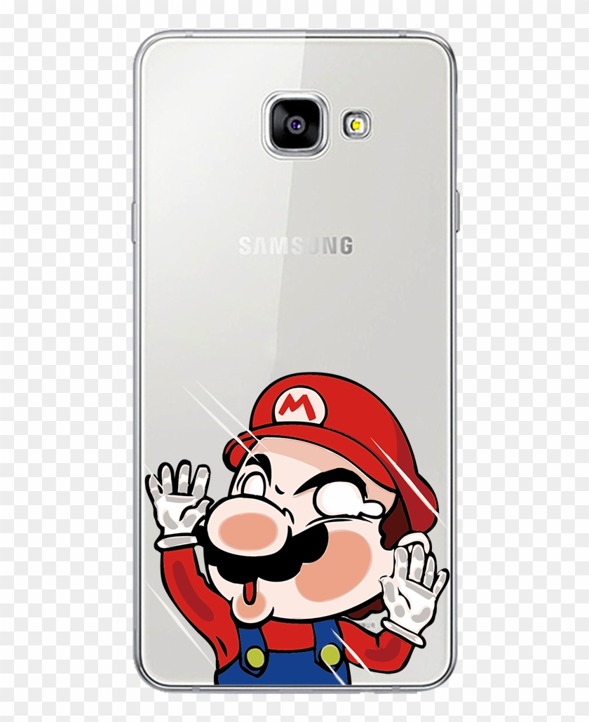 Small Cartoon Character Shell For Samsung Galaxy S3 - Papel De Parede Personagens Preso Na Tela #486775