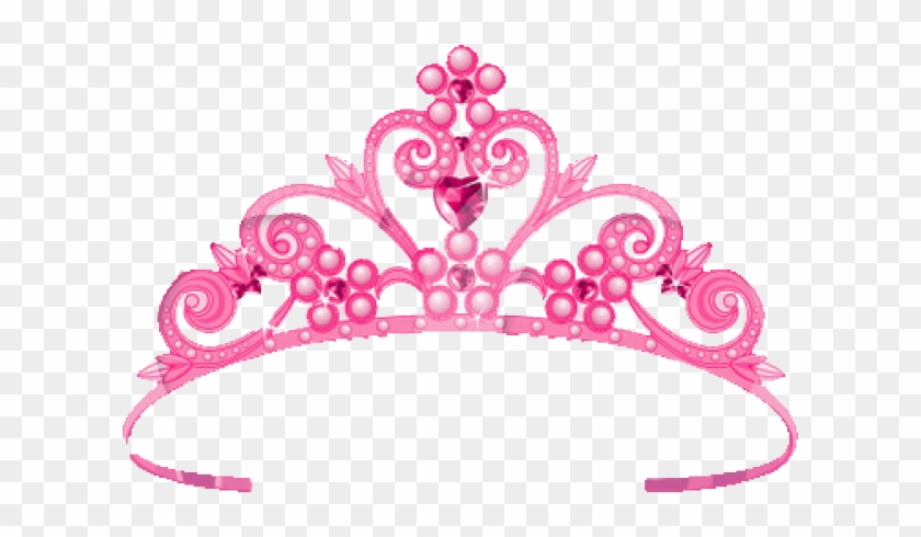 Pink Whale Clip Art Cute Digital - Crown For Queen Png #486978