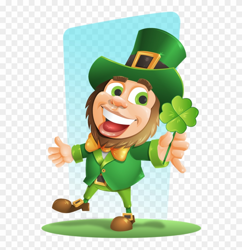 Leprechaun Clip Art - Saint Patrick's Day #487260
