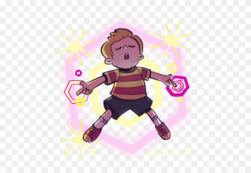Mother 3 Lucas By Saffronscarf - Flavor #488059