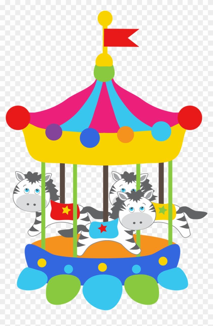 Clipart Animals Circus Circus4 - Minus Com Circo #488756