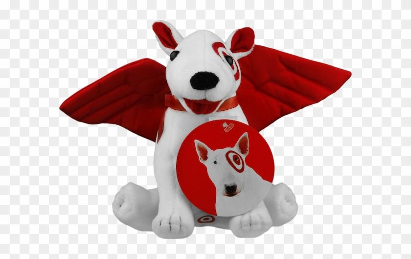 Target Bullseye Plush #489452