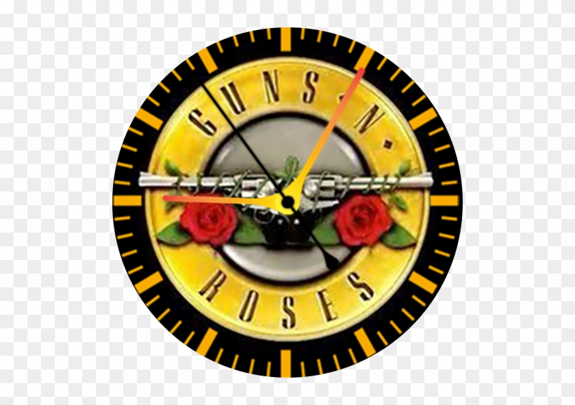 Guns And Roses Watch Face Samsung Gear S2 S3 - Guns N' Roses #489517