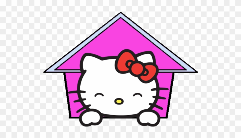 Hello Kitty Home - Crayola Hello Kitty Mini Coloring Pages #489893