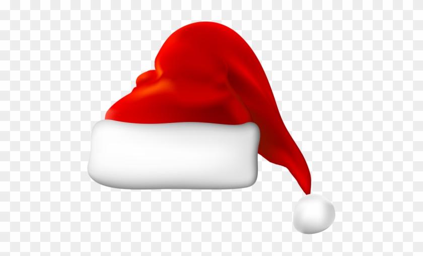 Imágenes De Gorros De Papa Noel - Santa Claus Hat Clipart #490657