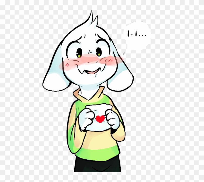 Undertale White Face Facial Expression Smile Nose Child - Undertale Emojis #490756