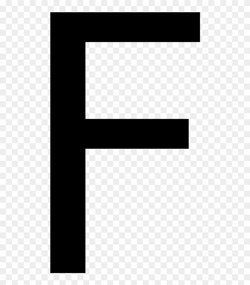 f letter - capital letter f - free transparent png clipart images