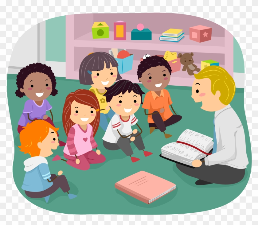 Sunday School Png Image With Transparent Background - Sunday School Class Cartoon #491511