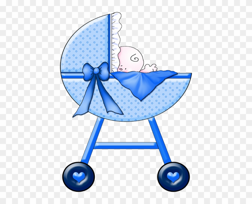 Baby Shower Carriage Coches Para Bebes Dibujos Free Transparent