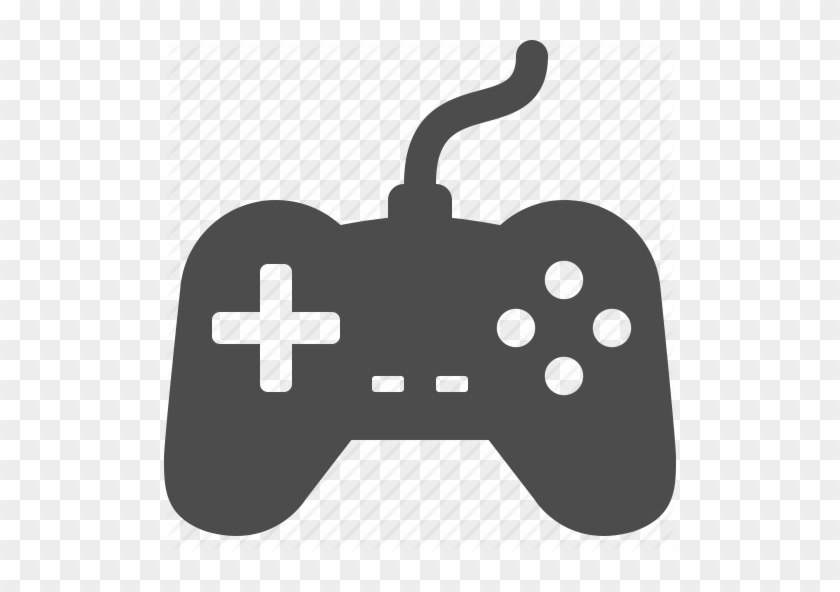 Video Game Controller Silhouette Game Controller 8 Bit Free Transparent Png Clipart Images Download