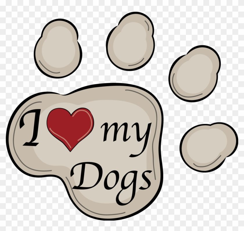 You Can Be Sure That My Senior Rescue Hounds, Brutus - Hand Painted Words On Walls #492320