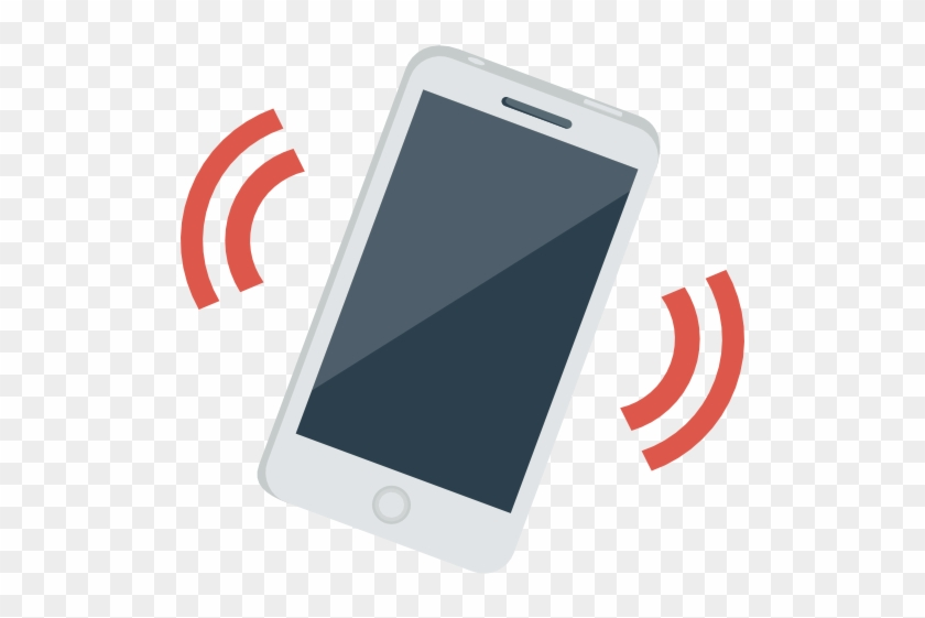 Iphone Interactive Voice Response Telephone Call Ringing - Cell Phone Ringing Png #492467