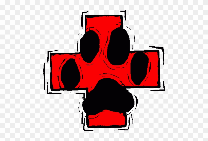 Injury, Paw Cut, Poisoning, Heartstroke, Shock, Seizure, - Symbol For A Veterinarian #492619