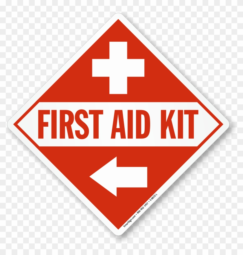photograph regarding First Aid Sign Printable titled Initial Support Package Indicator Printable For Youngsters - 1st Guidance Package - No cost