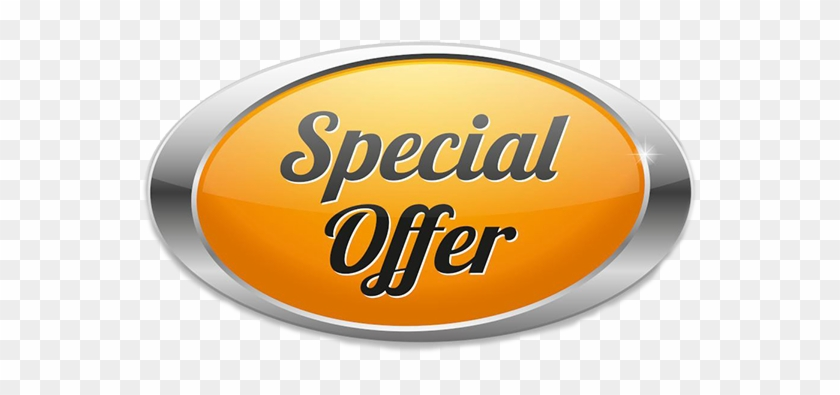 Special Offer - Special Offer Logo Png #492655