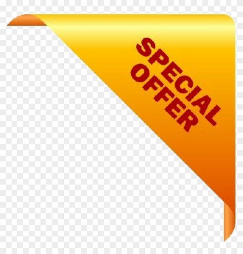 Special Offer Tag Yellow #492791