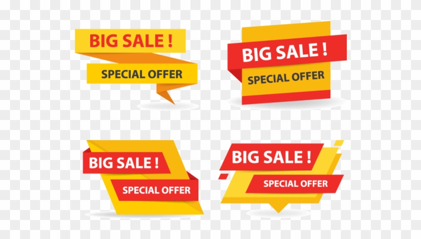 Colorful Shopping Sale Banner Sale Banner Offer Png Template