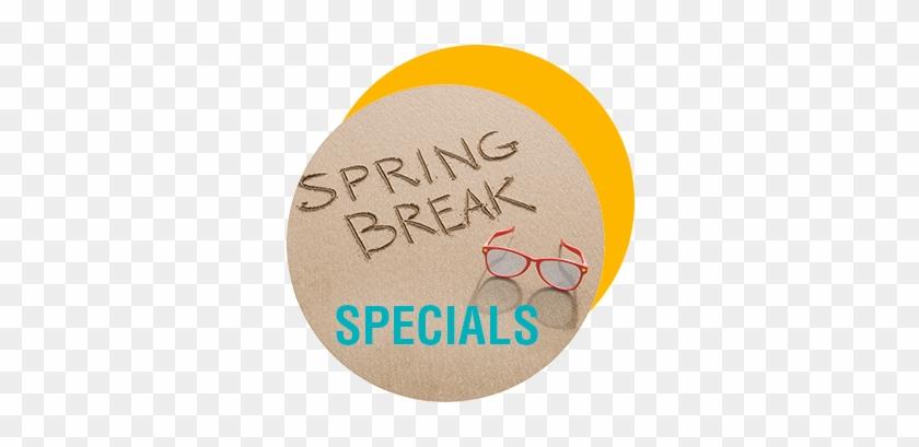 March Spring Break Special The Oregon Clinic Rh Oregonclinic - Special Diet 1-5/8'' X 7/8'' Fl-orange Label (roll #492820