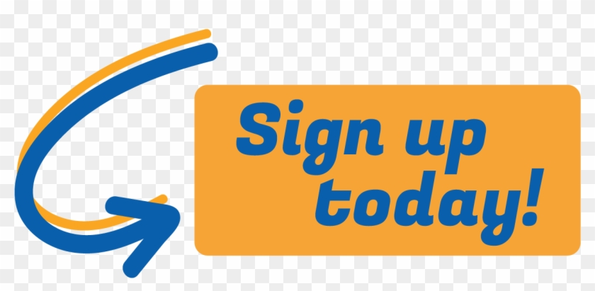 Sign Up Now Button Orenge #492867