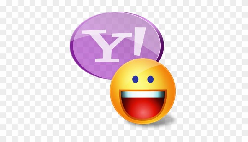 Yahoo Messenger Logo Png, Image Of Yahoo Messenger - Yahoo 奇摩 即時 通 #493217