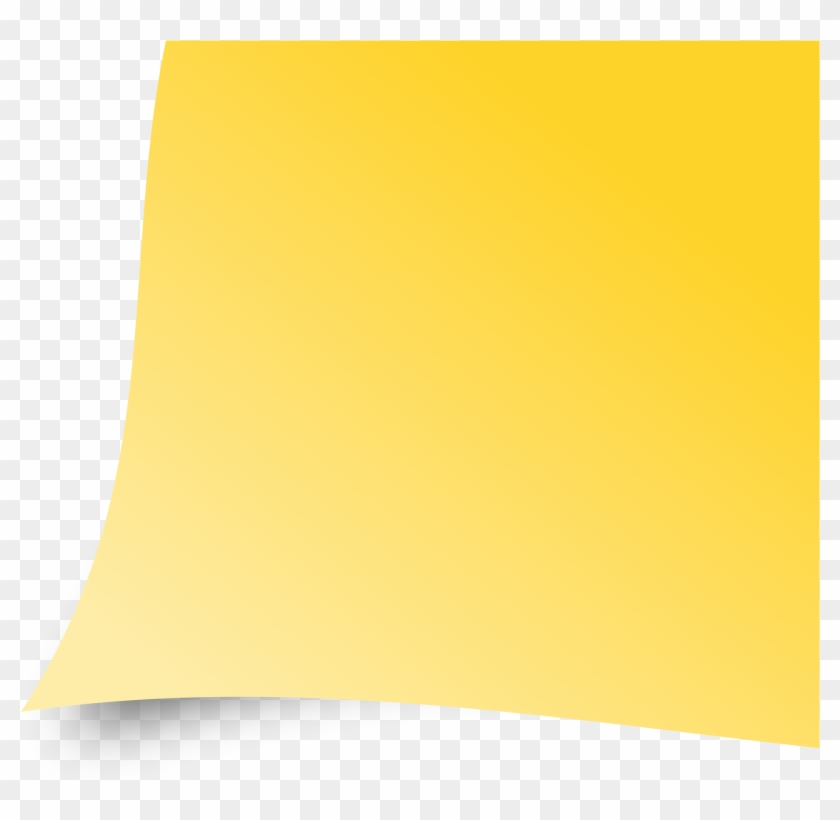Sticky Note Image 9, Buy Clip Art - Transparent Post It Notes #494502