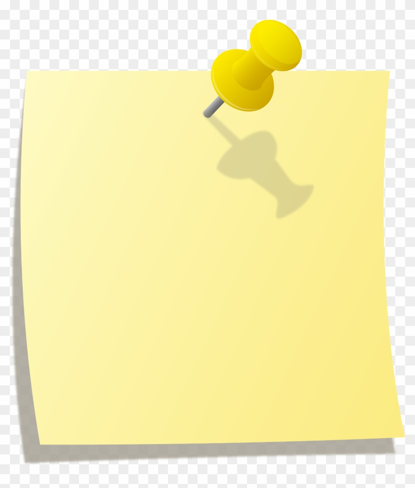 sticky notes clipart - png note paper - free transparent png clipart