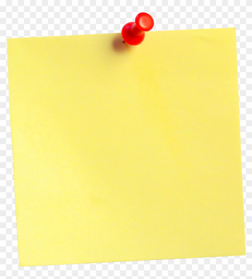 Post-it Note Paper Link Free Sticky Notes Clip Art - Sticky Note Transparent Background #494520