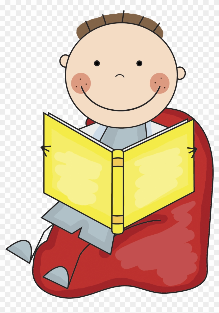 This Also Helps Him To Prepare For The Next Assignment - Reading Center Clip Art #494613