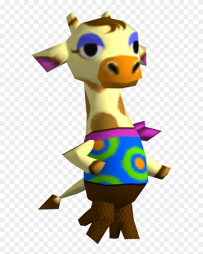 Personality Gracie Animal Crossing New Leaf Free Transparent