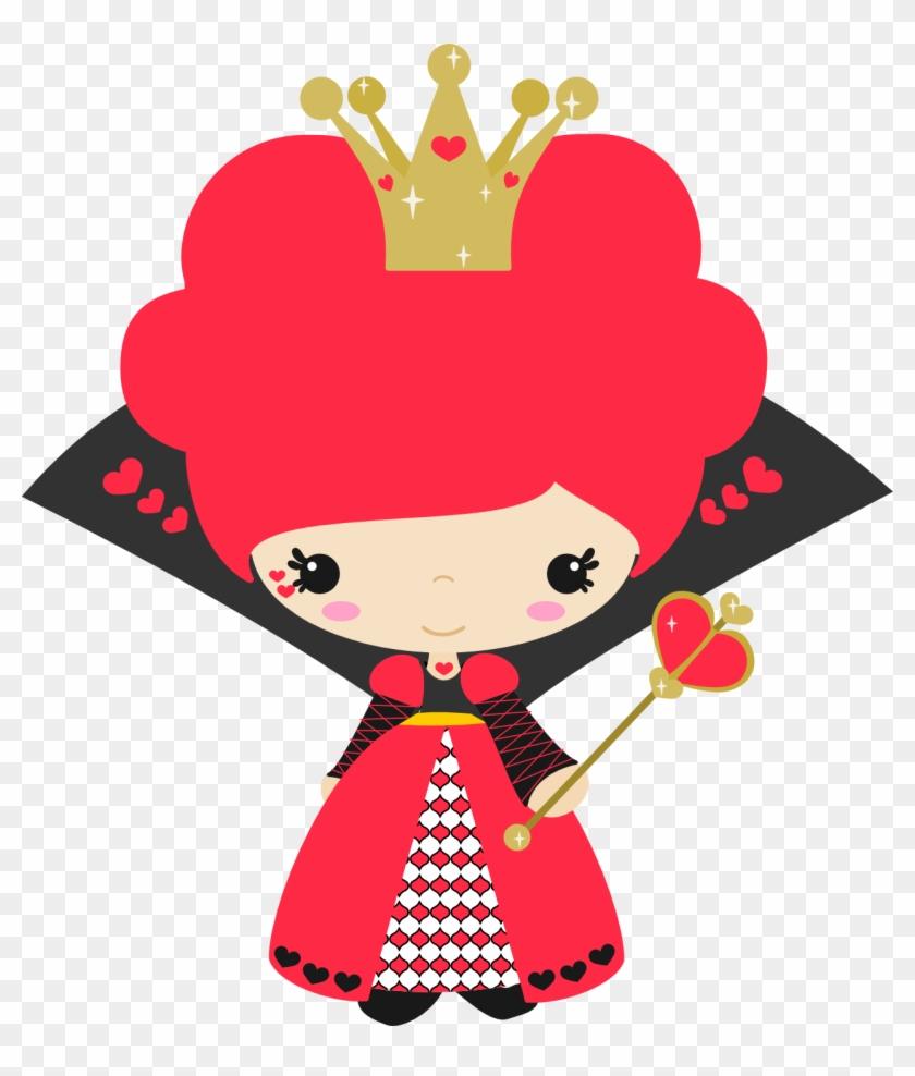 Alice's Adventures In Wonderland Queen Of Hearts Clip - Alice's Adventures In Wonderland Queen Of Hearts Clip #495093