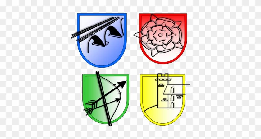 Alderman White School - Logo For School Houses #495294